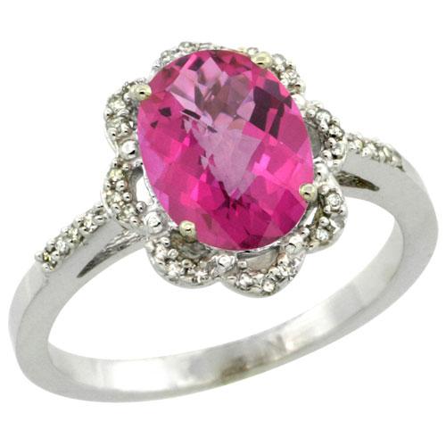 Pink Topaz