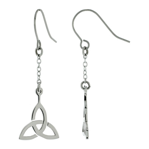 Earrings$$$Stainless Steel Jewelry