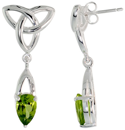 Color Gemstones Jewelry$$$Sterling Silver Jewelry