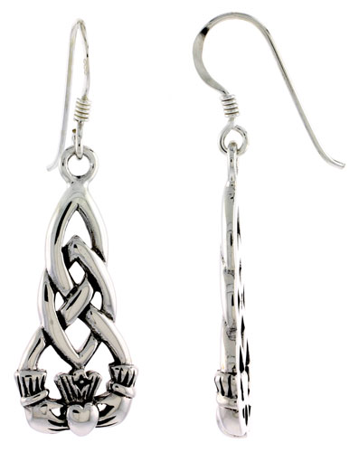 Dangle Celtic Earrings