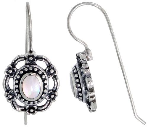 Pearl & Color Earrings