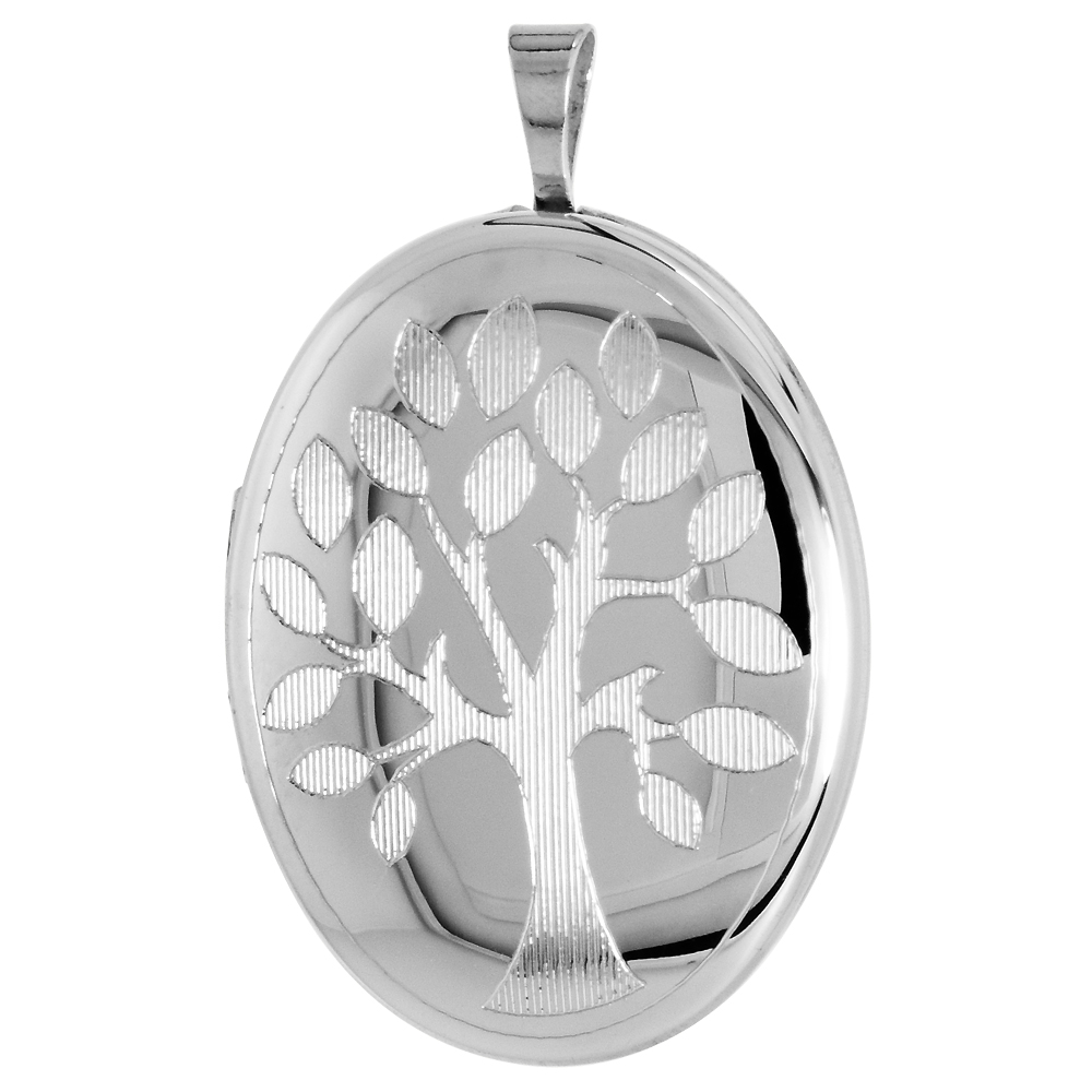 tree lockets necklace pointe locket sandi library living virtual collections of