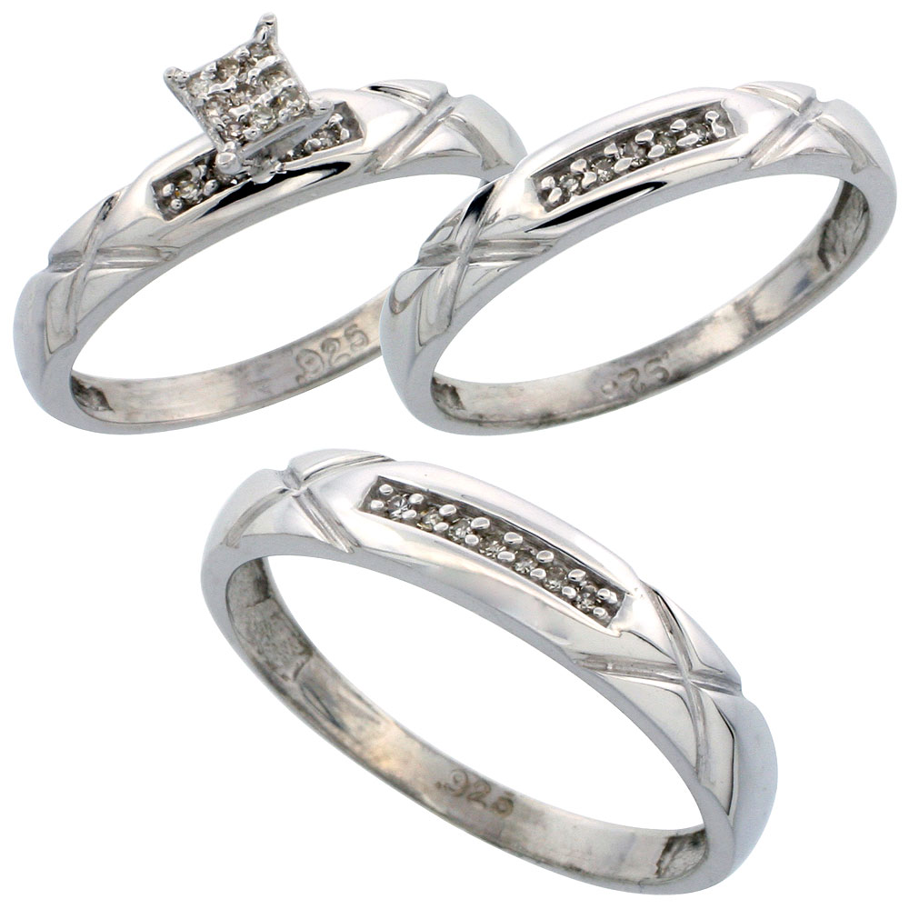 Trio Ring Sets