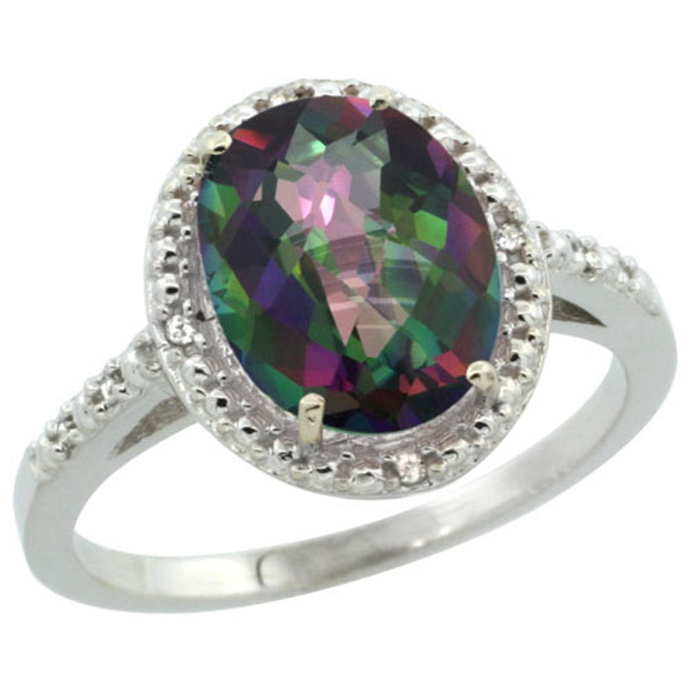 ip sterling mystic genuine fire topaz walmart silver rings cz en ring paj green and canada