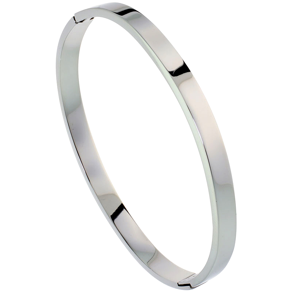 in undefined flat hinged bangle bracelets bracelet wide oval silver bangles sterling