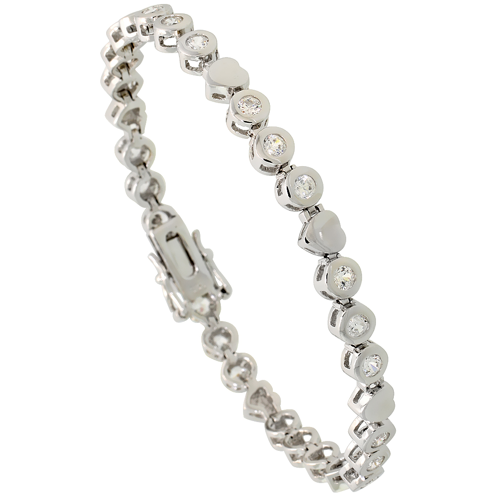 cover co platinum diamond open victoria product line bracelet tiffany eternity tennis