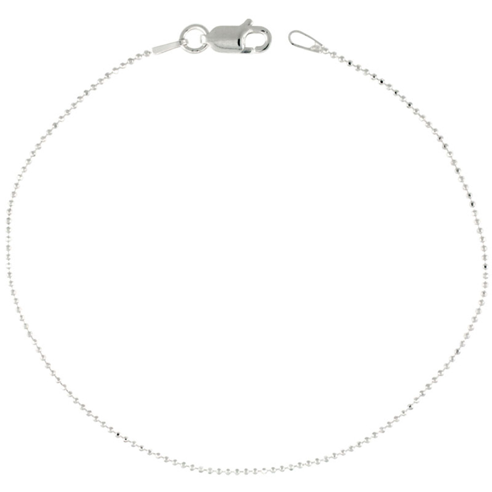 inches to oval silver chains pin wide adjustable chain up bead sterling
